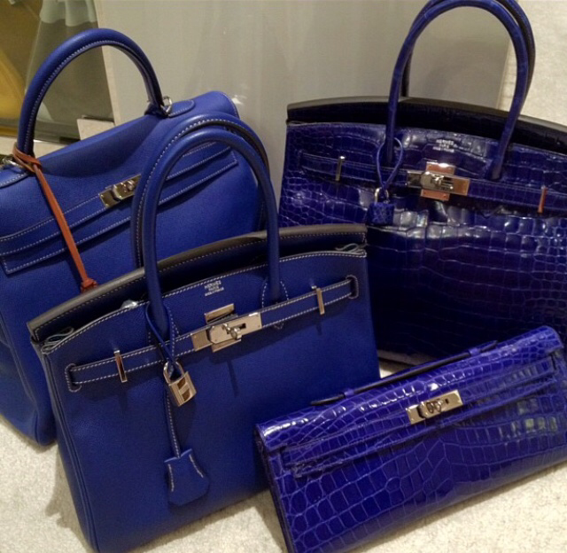 Lust4Labels Jamie Chua Largest Hermes Collection Birkin Kelly Clutch