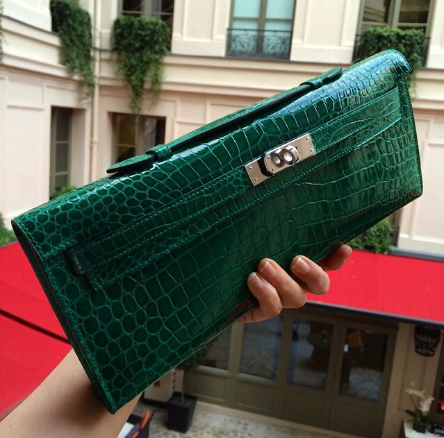 94be257a23a5 Lust4Labels Jamie Chua Largest Hermes Collection Kelly Clutch
