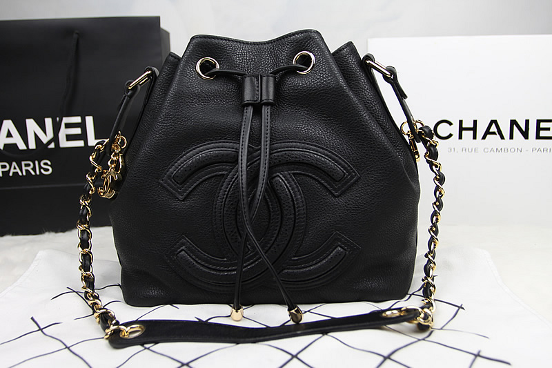 327b560f7294 Chanel classic flap bag drawstring bucket bag backpack Lust4labels